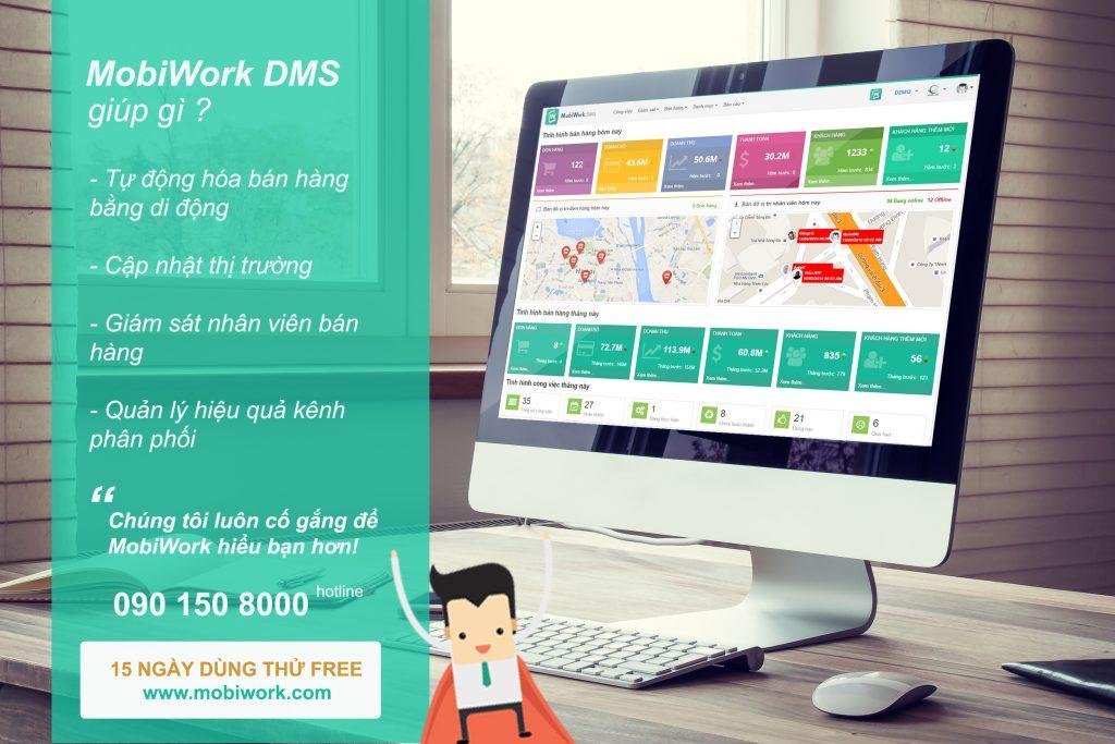 MobiWork DMS là gì?