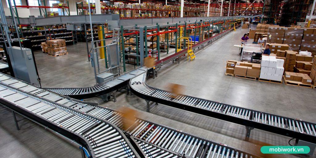 Xu hướng phát triển thị trường dịch vụ phân phối Việt Nam