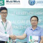 Microcom ứng dụng công nghệ DMS