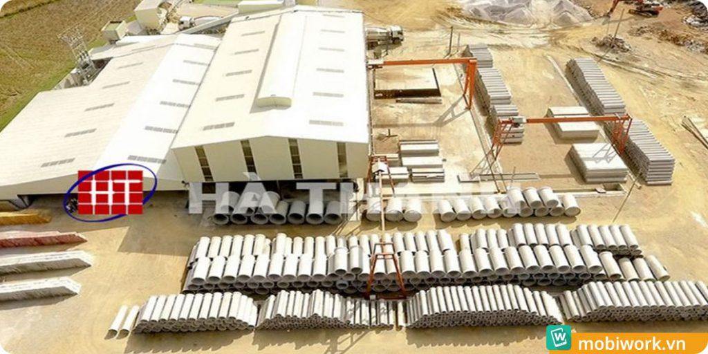 Tổng Công ty CP đầu tư xây dựng Hà Thanh