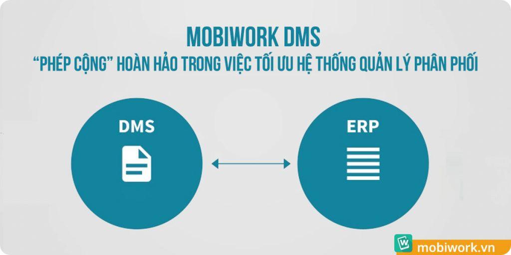 Tích hợp MobiWork DMS và ERP