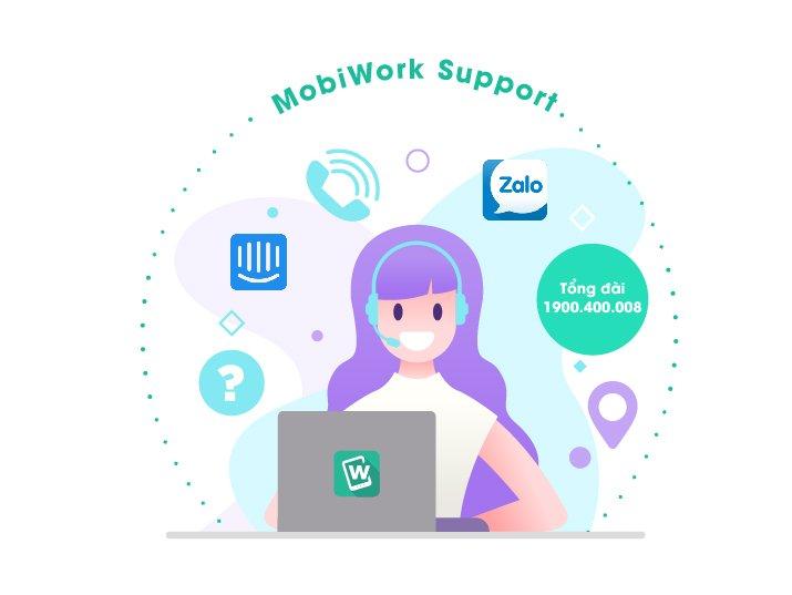 Phần mềm DMS MobiWork - Giải pháp quản lý hệ thống phân phối